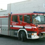 Pelastusyksikkö Scania P340 vm. 2010